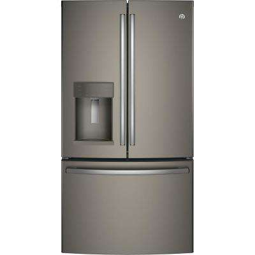 25.8 cu. ft. French Door Refrigerator in Slate, Fingerprint Resistant