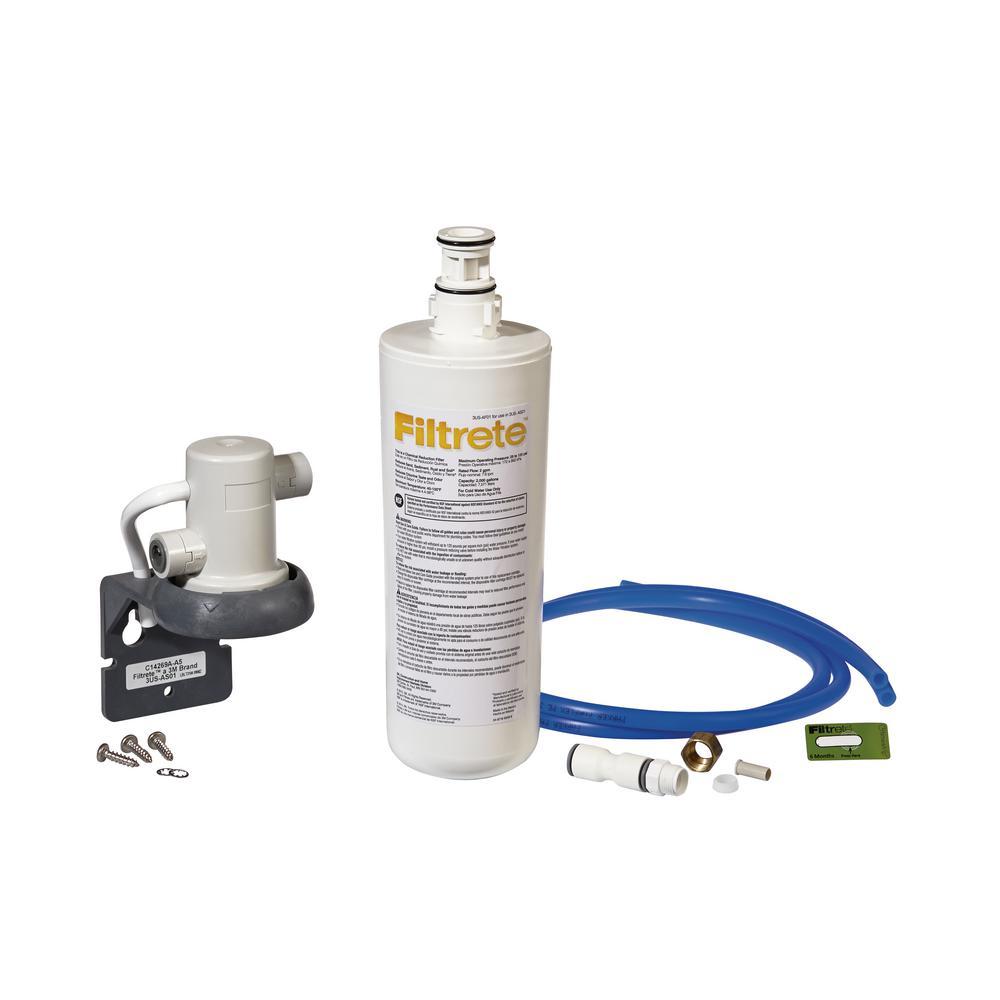 Filtrete Drinking Water System-Standard Filtration