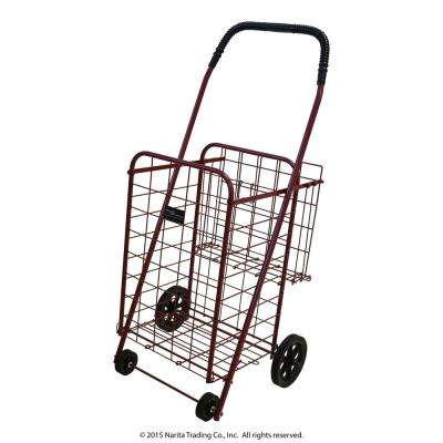 Mini Cart in Red