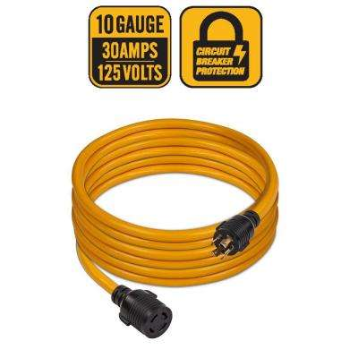 L14-30P to L14-30R 25 ft. Power Cord