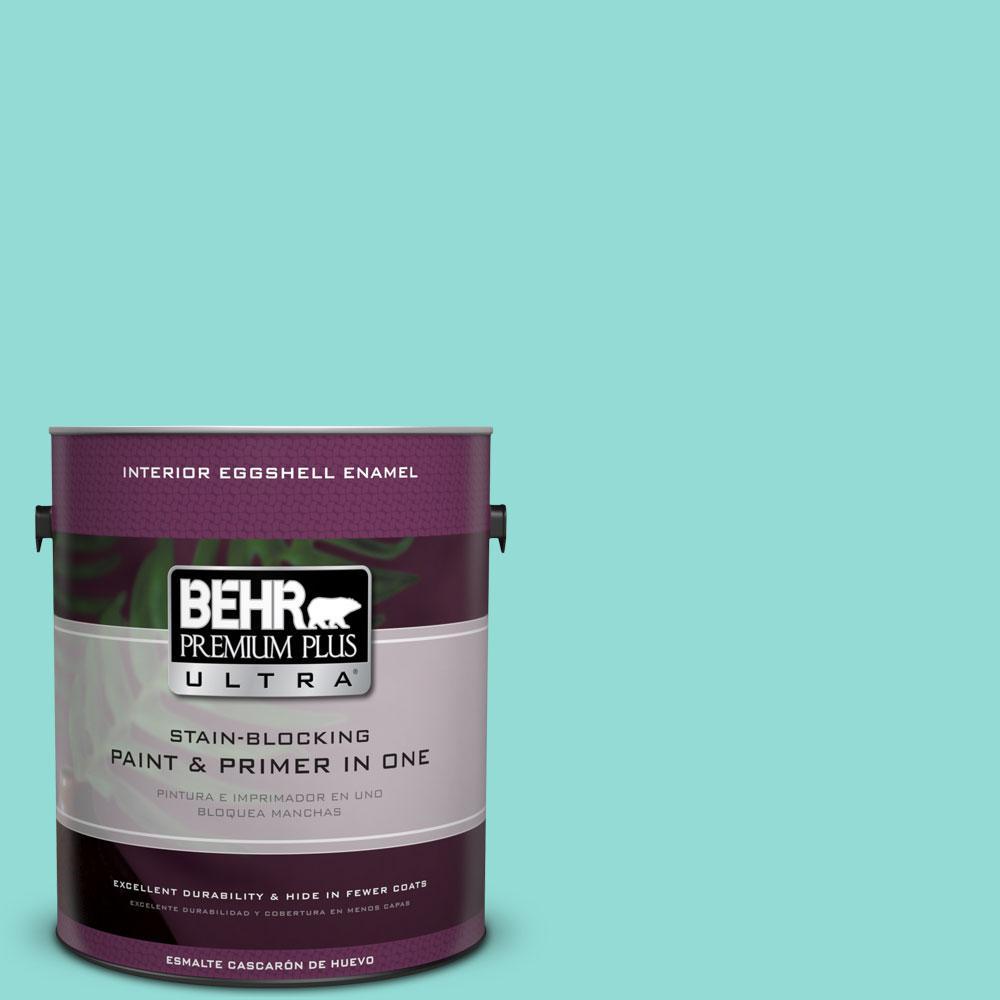 BEHR Premium Plus Ultra 1-gal. #490A-3 Sweet Rhapsody Eggshell Enamel Interior Paint
