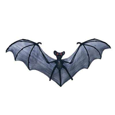21 in. Black Bat (Set of 6)