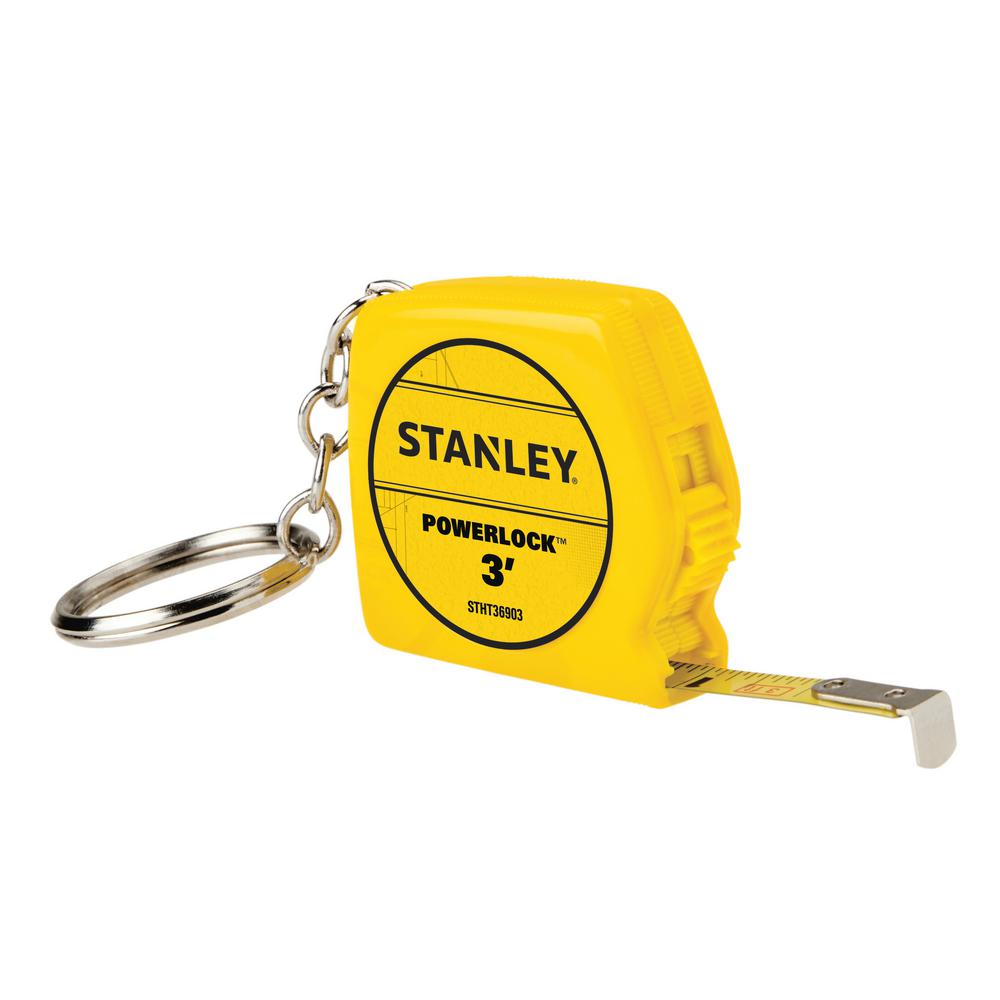 4 Pcs key Chains Measuring Tape 3ft each keychain