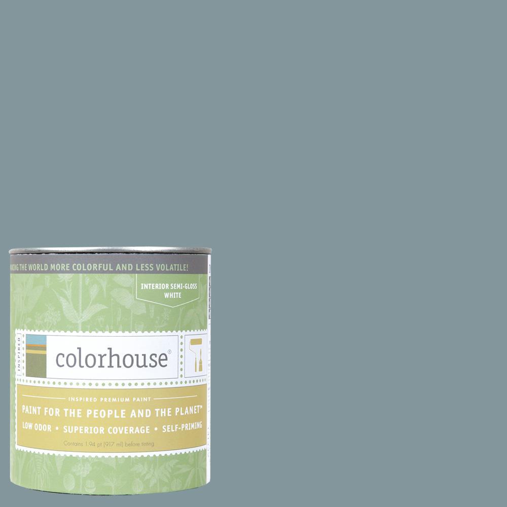 1 qt. Water .05 Semi-Gloss Interior Paint