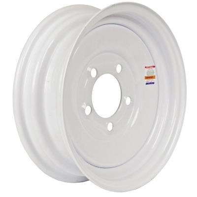 12x4 5-Hole 12 in. Steel Trailer Wheel/Rim