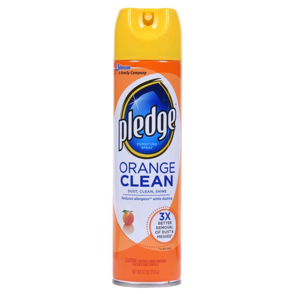 Orange Clean Furniture Spray
