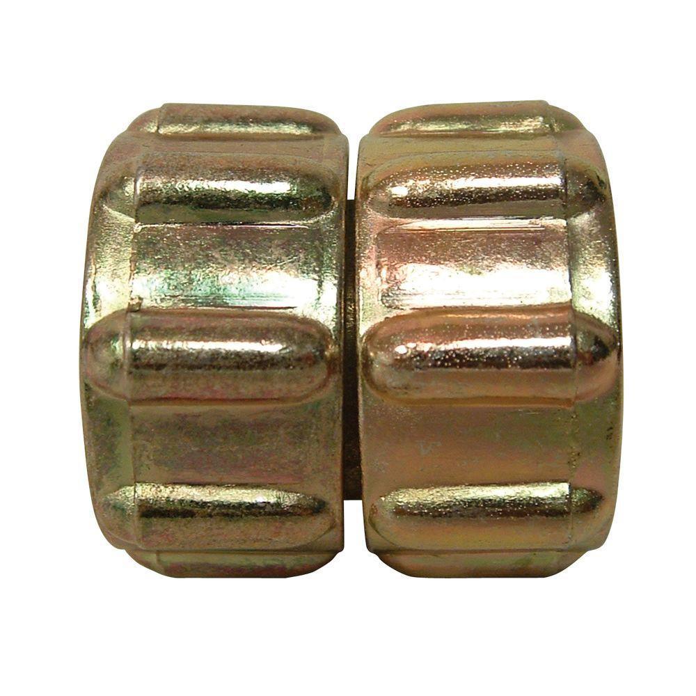 Lead Free Brass Garden Hose Swivel 3/4 In. FGH X 3/