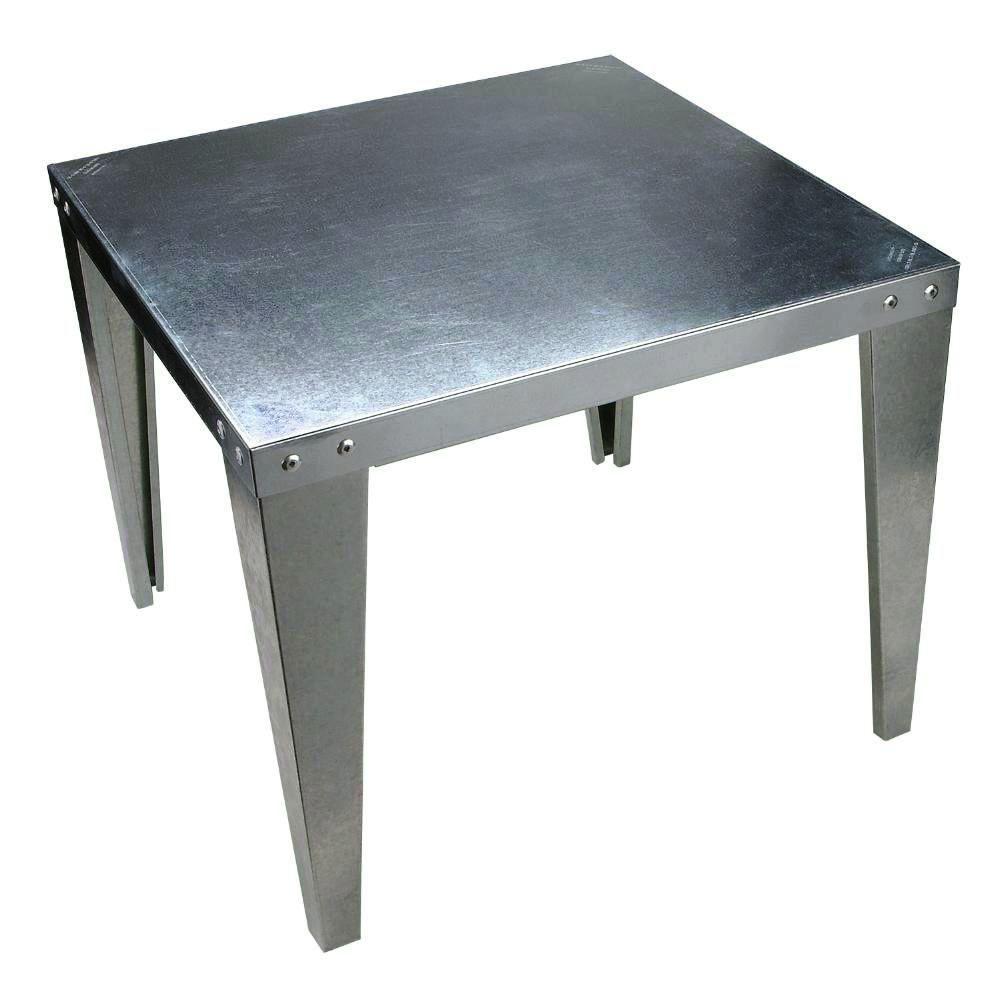 Galvanized Steel Water Heater Stand