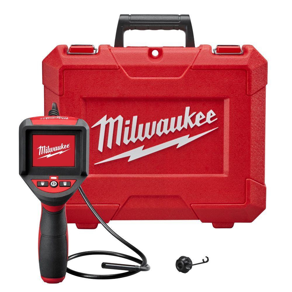 Milwaukee M-Spector 3 ft. Inspection Camera Scope Kit