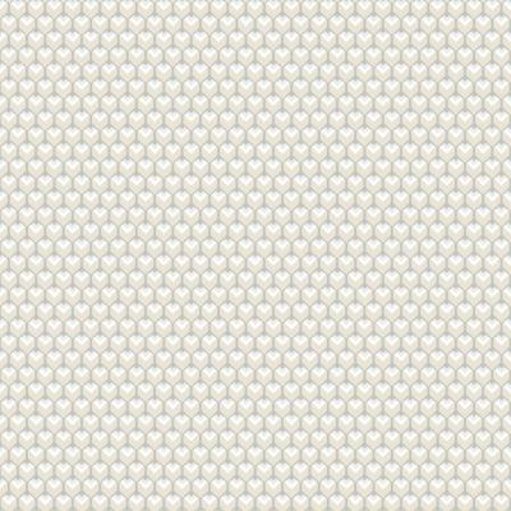28.29 sq. ft. 3D Petite Hexagons Peel and Stick Wallpaper