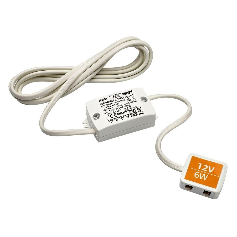 Sensio 12 Volt 6 Watt Led Driver Sa40625 The Home Depot Using A Cell Phone Charger Homemade Circuit