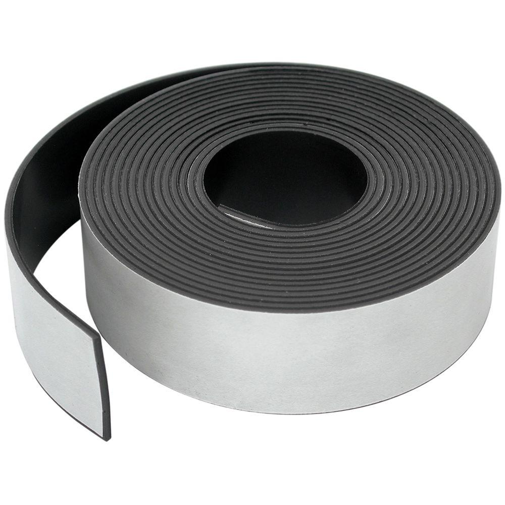 Master Magnetics 1 In X 10 Ft Magnetic Tape 97284 The