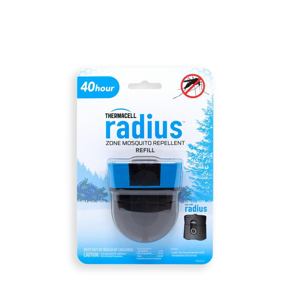 40-Hour Radius Zone Mosquito Repellent Refills