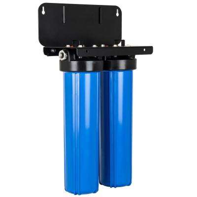 2-Stage Whole Home Water Filtration System