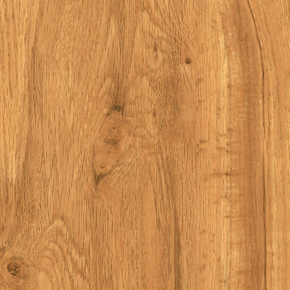Trafficmaster take home sample allure plus hamilton oak for Allure flooring