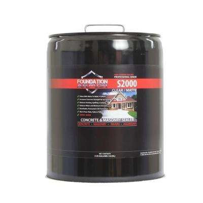 5 gal. Concentrated Sodium Silicate Concrete Sealer, Densifier and Hardener
