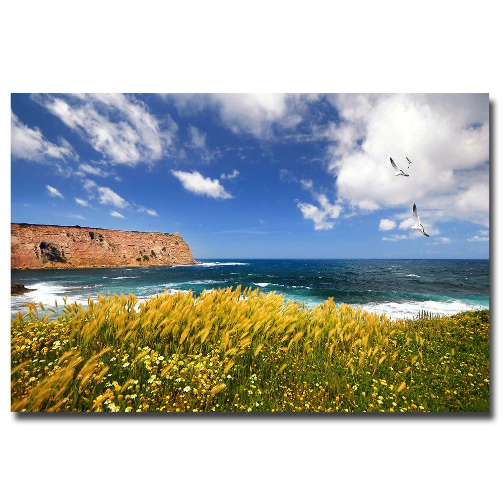 Trademark Fine Art 30 in. x 47 in. Aspiration Canvas Art-DISCONTINUED