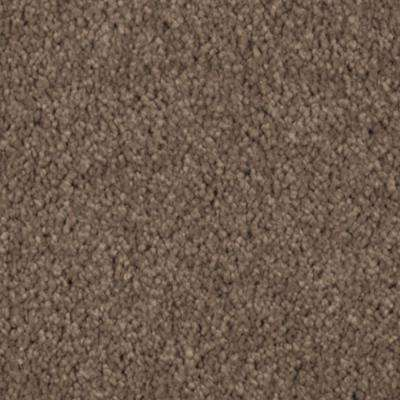 Carpet Sample - Gazelle II - In Color First Choice Texture 8 in. x 8 in.