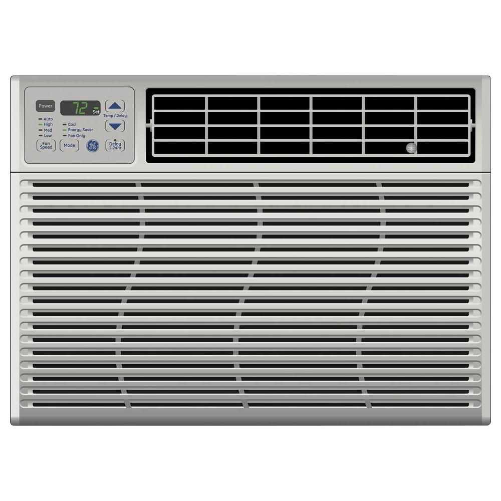 GE 18,000 BTU 230 Volt Electronic Window Air Conditioner with Remote-DISCONTINUED