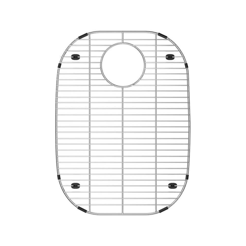 11 in. x 16 in. Sink Bottom Grid for Select Franke Rear Drain Sinks in Stainless Steel