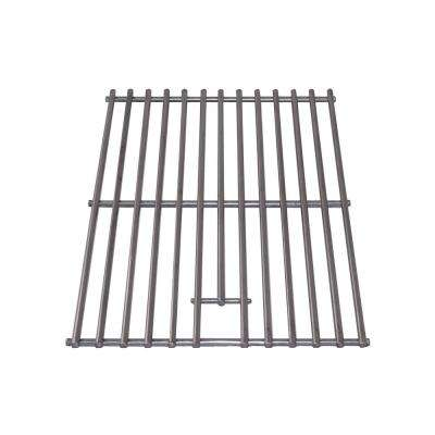 18.82 in. x 8.19 in.  Stainless Steel Cooking Grid