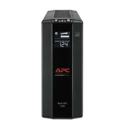 10-Outlet Back-UPS Pro Compact Tower 1350VA AVR LCD