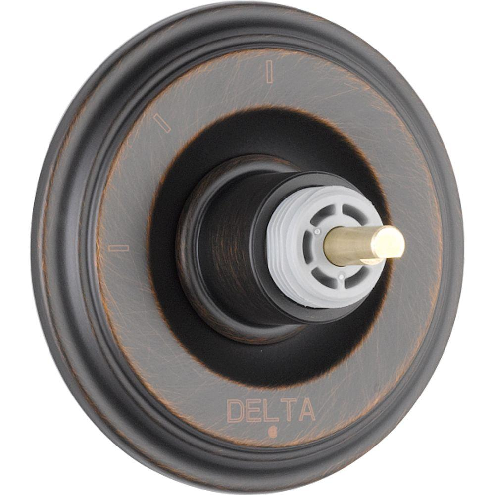 Delta Cassidy 3-Function Diverter Trim Kit Only in Venetian Bronze (Valve and Handle Not Included)