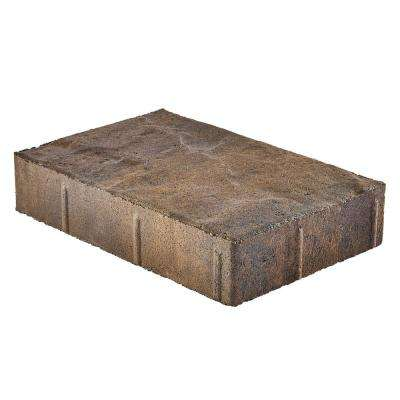 Taverna Rec 11.81 in. L x 7.87 in. W x 1.9 in. H Heritage Buff Concrete Paver (192-Piece/124 sq. ft./pallet)