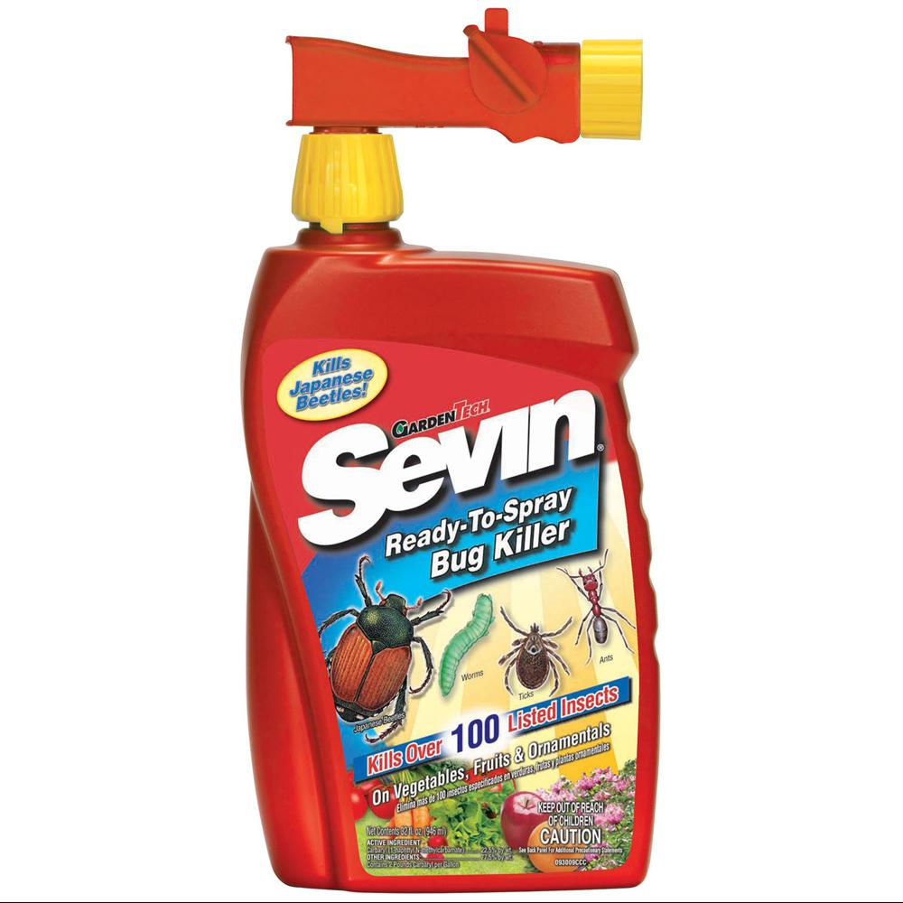 Sevin 32 oz. Ready-to-Spray Bug Killer