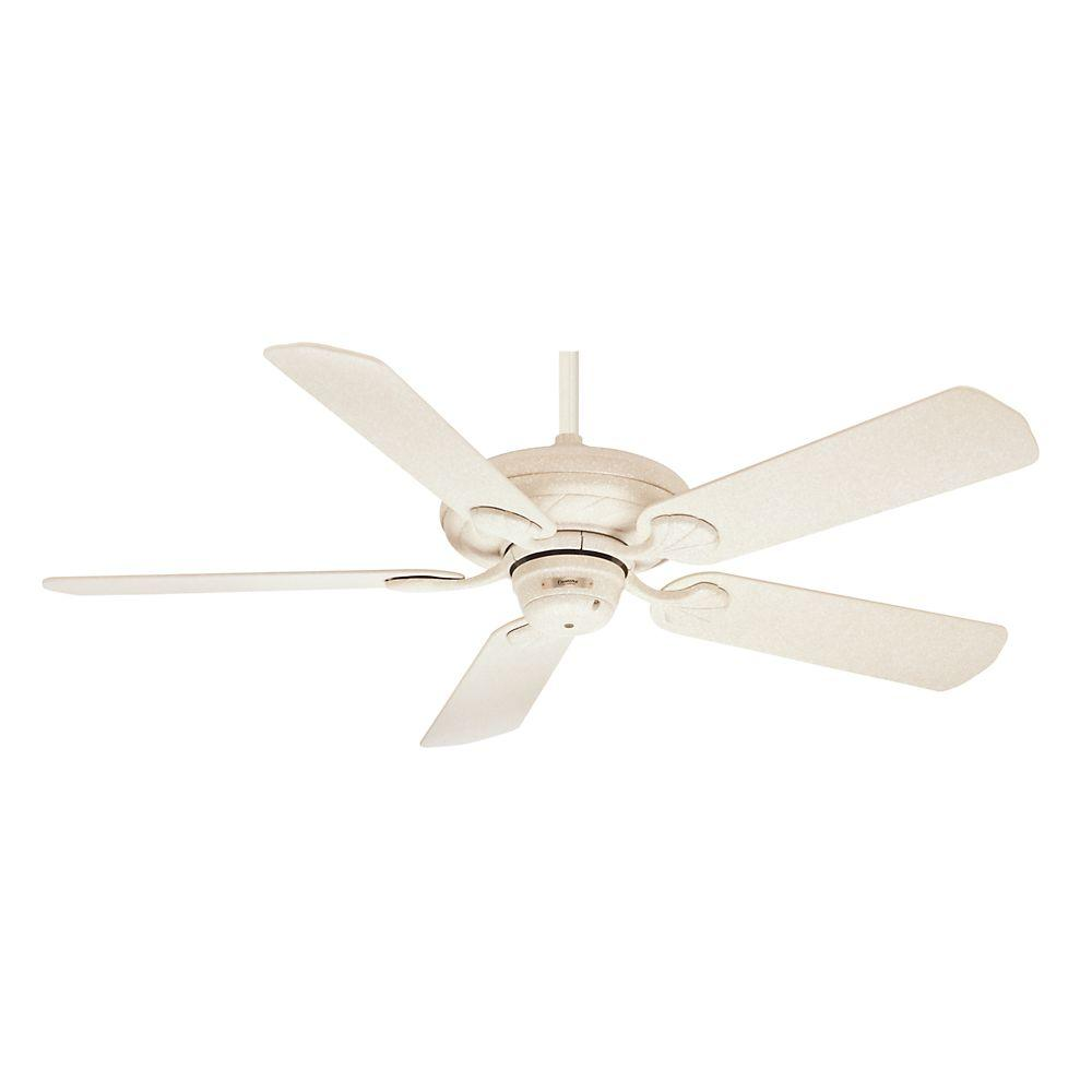 Casablanca Capistrano 53 in. Navajo White Versa Touch 2 Ceiling Fan-DISCONTINUED
