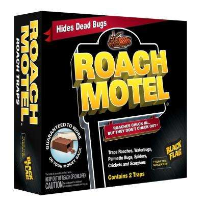 Roach Motel 2 ct Glue Traps