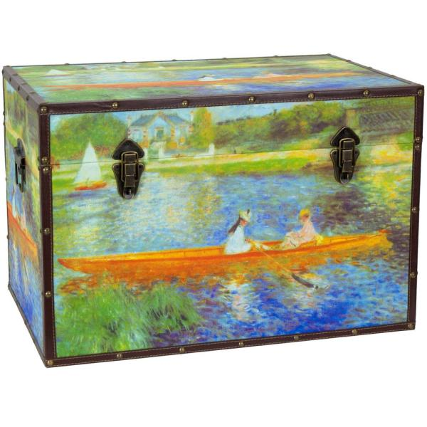 Oriental Furniture Multi Trunk