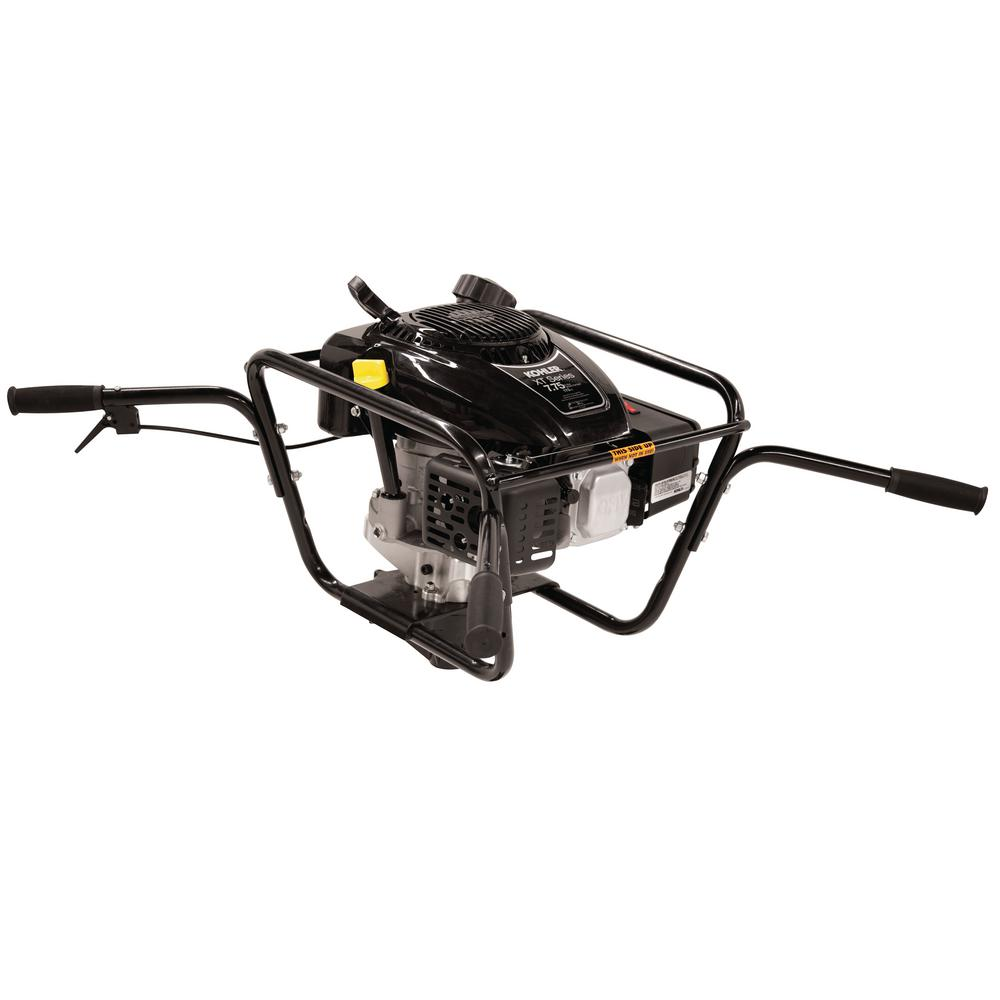 Ardisam Earthquake 9800K 2-Person Earth Auger Powerhead, 173cc 4-Cycle Kohler Engine