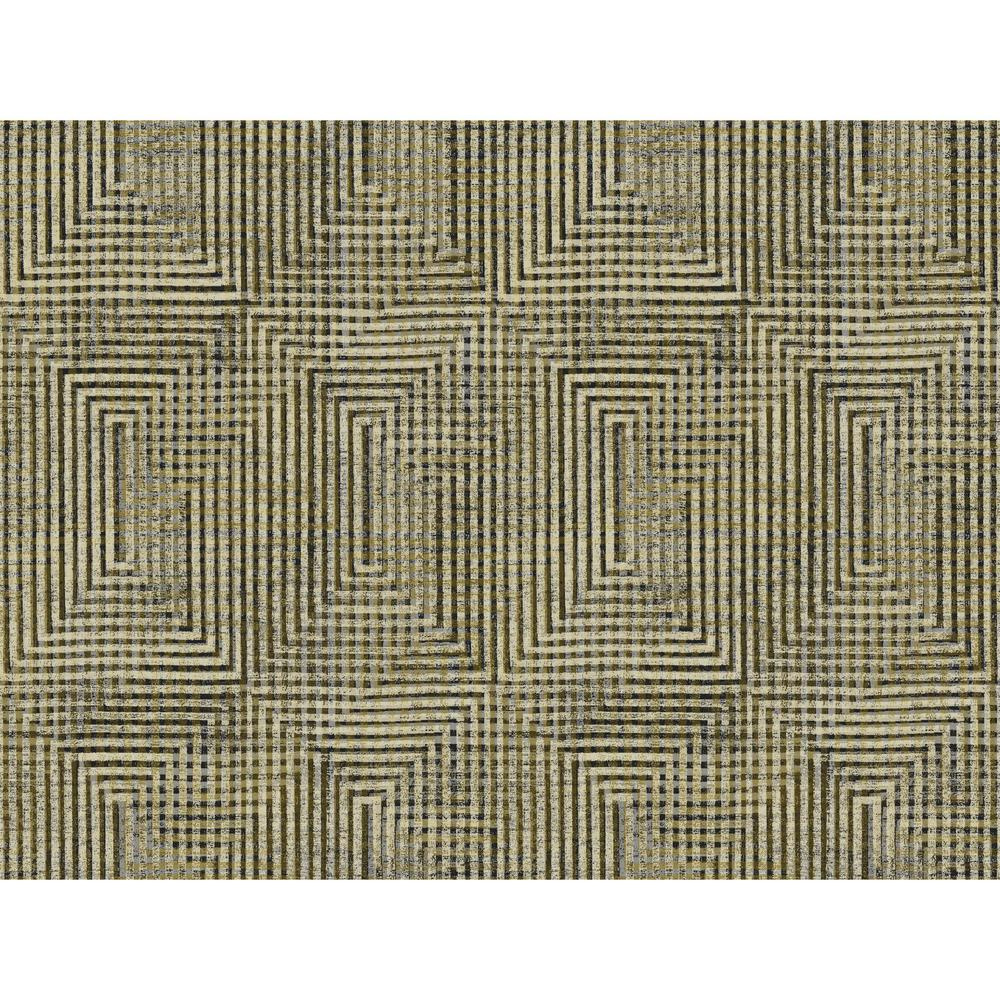60.75 sq. ft. Tailored Right Angle Weave Wallpaper