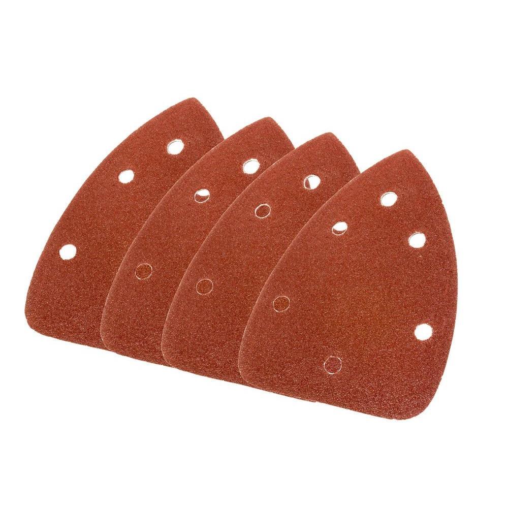 Wen Palm Sander Sandpaper Assorted Grits (12-Pack) by WEN