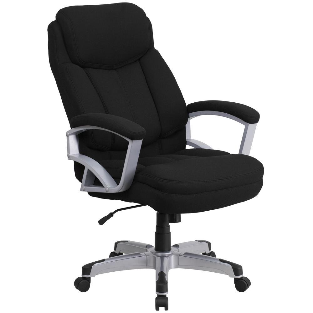 Flash Furniture Black Fabric Office/Desk Chair GO18501FAB