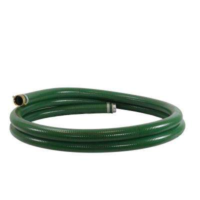 3 in. x 20 ft. Water Pump Suction Hose