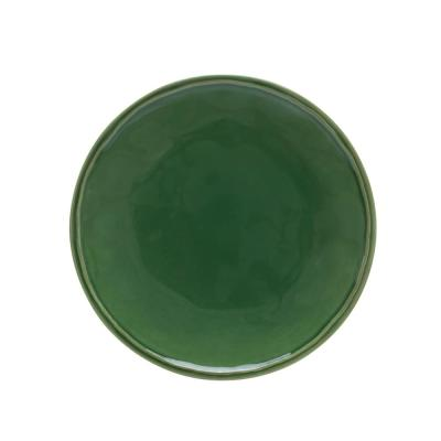 Fontana Forest Green Dinner Plate (Set of 6)