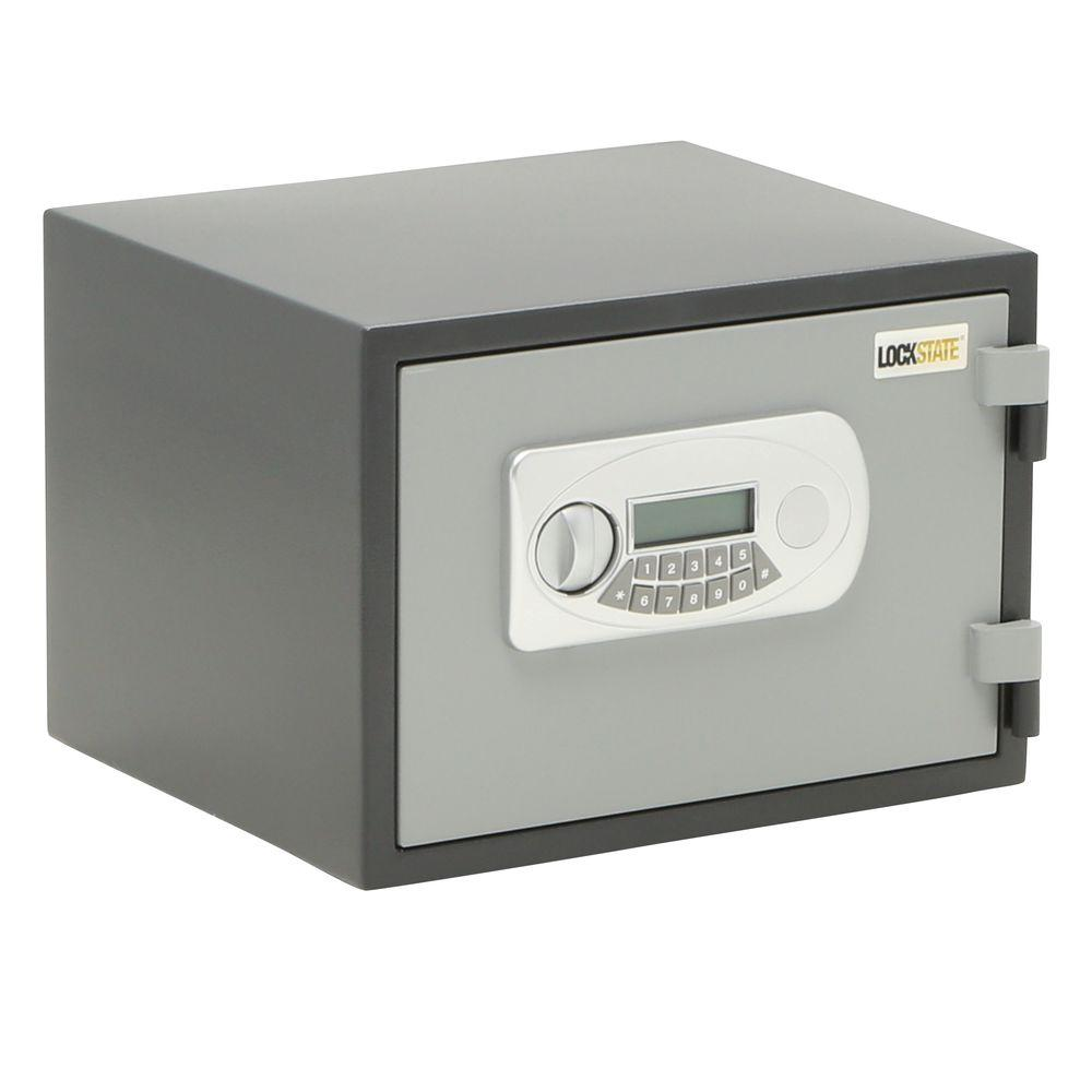 LockState FireProof Digital Lock Safe