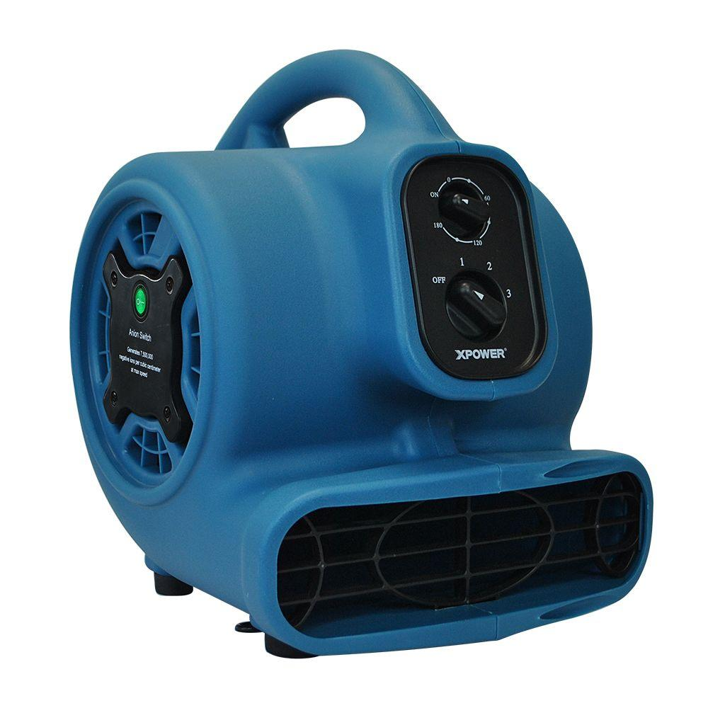 Blower Fans Home : Xpower cfm scented air mover blower fan with negative