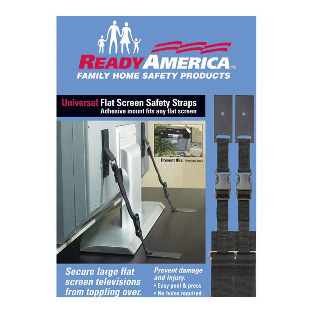 Ready America Universal Flat Screen Safety Strap
