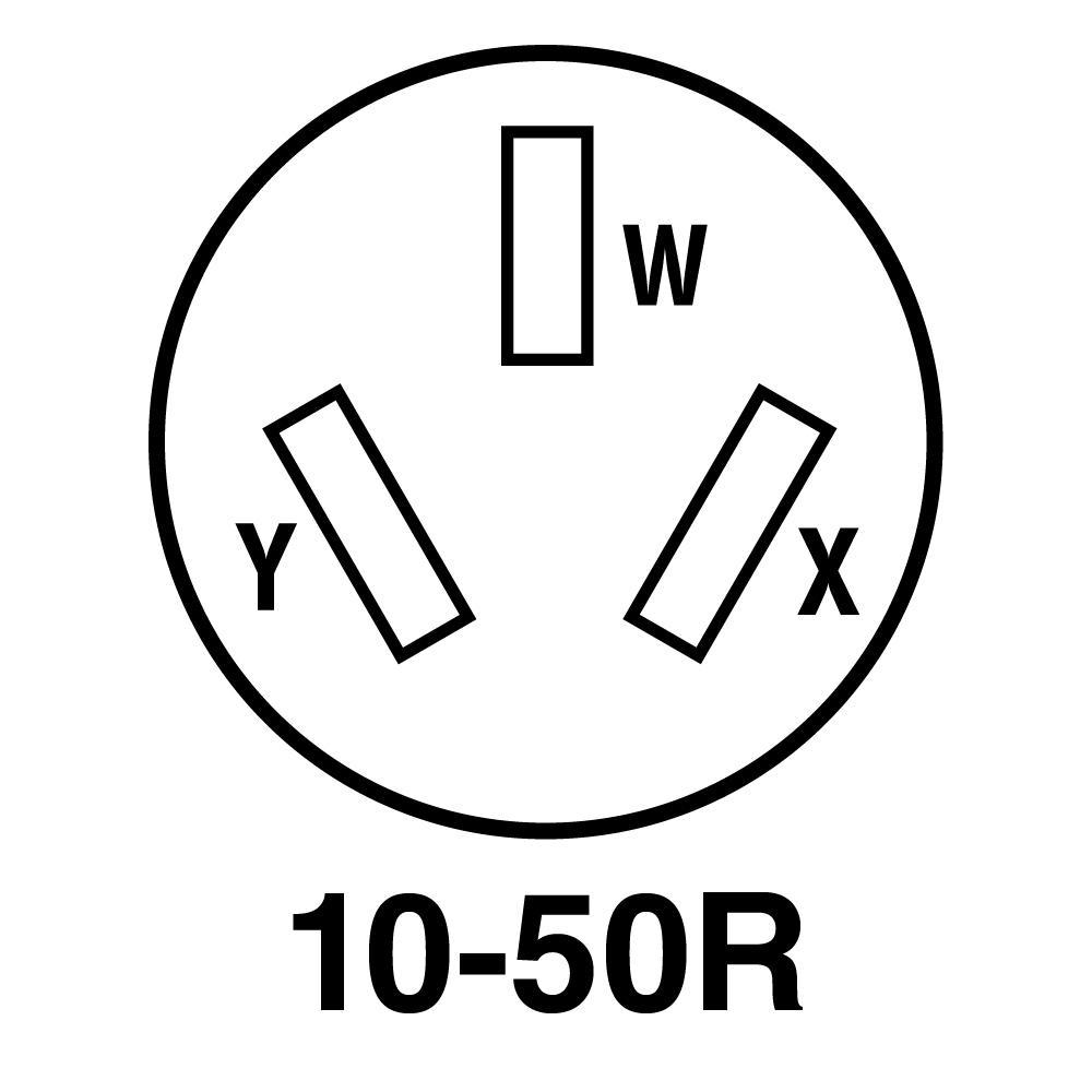 Nema 10 50 Plug Wiring Diagram