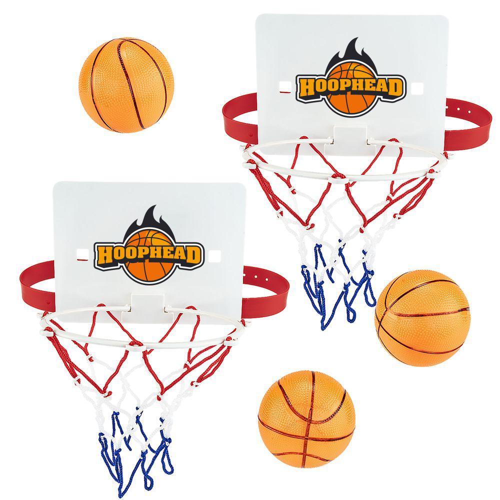 Hoopla Toys Hoophead Head Basketball