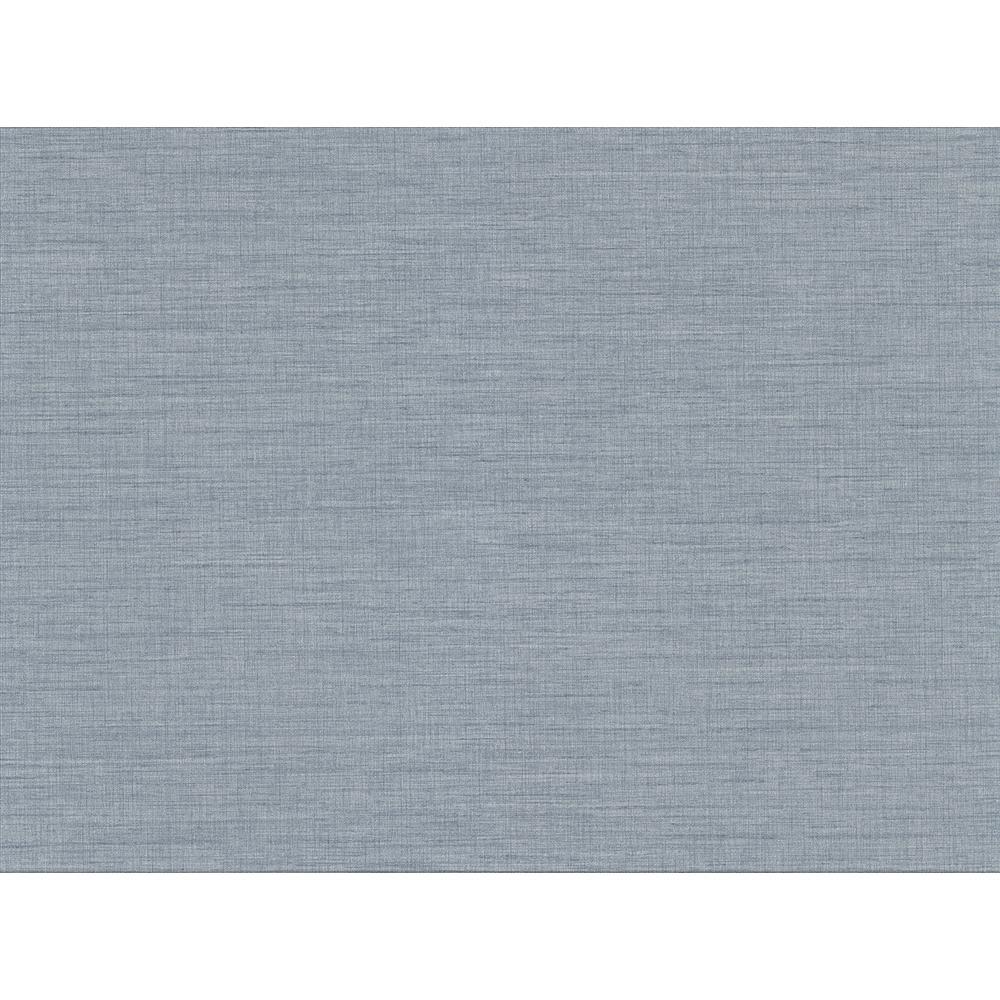 A-Street 8 in. x 10 in. Essence Light Blue Linen Texture