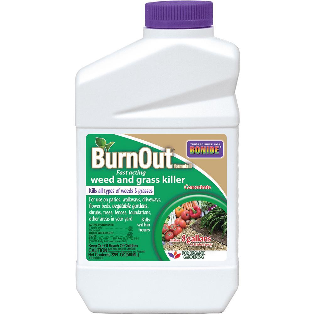 BONIDE 32 oz BurnOut® Formula II Concentrate