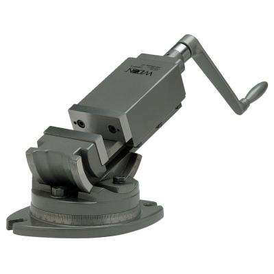 2-Axis Angular Vise 5 in. Jaw Opening