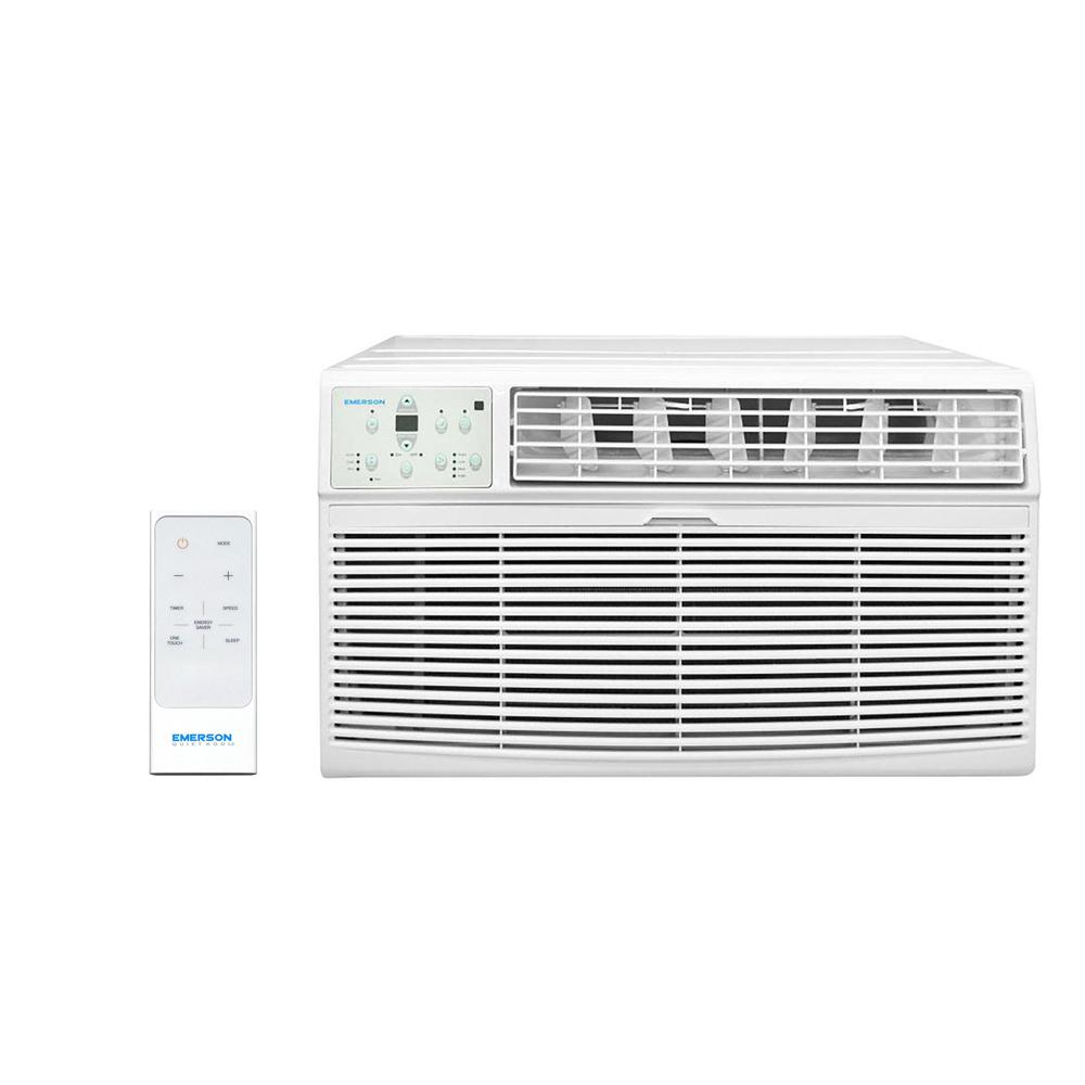 Emerson Quiet Kool 14000 BTU Through The Wall Air Conditioner with ...