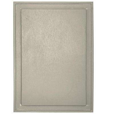 10 in. x 14 in. #089 Champagne Super Jumbo Mounting Block
