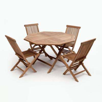 Wood Patio Furniture - Teak - Recently Added - Patio Dining Sets ...