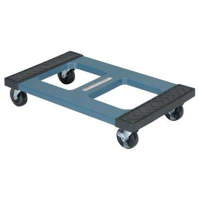 18 in. x 30 in. Polyethylene Dolly Padded Top